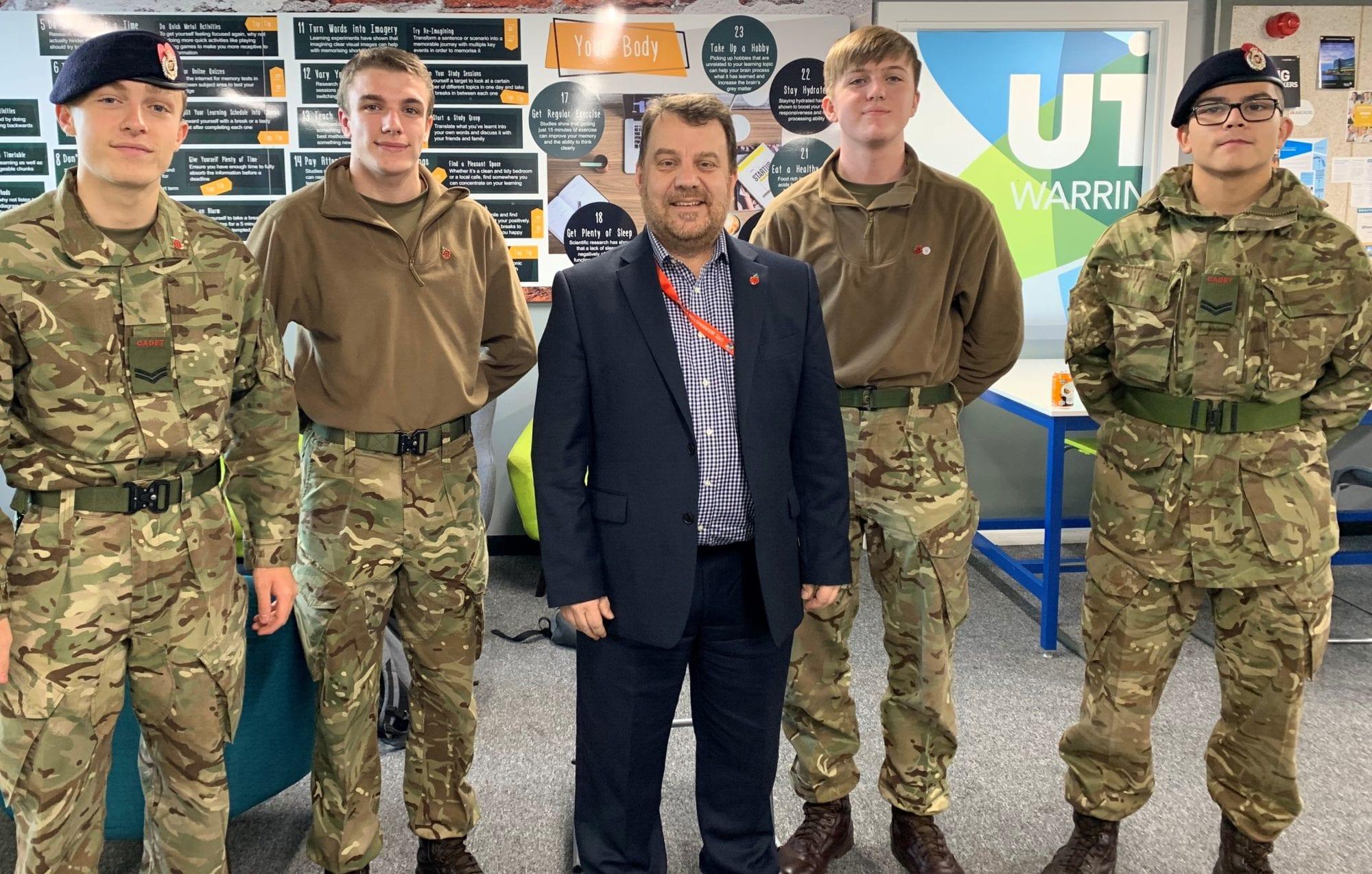 UTCW leads the way for Warrington apprenticeships